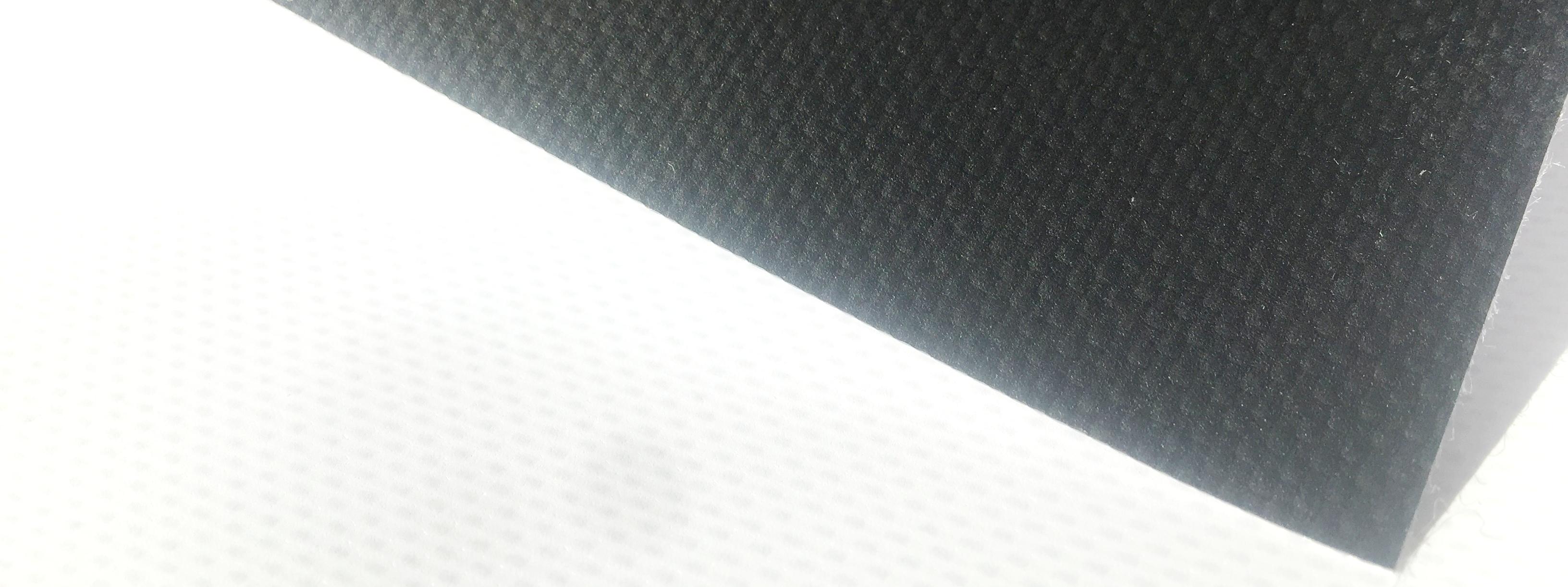 Baner z czarnym rewersem – NOWOŚĆ W OFERCIE VISCOM